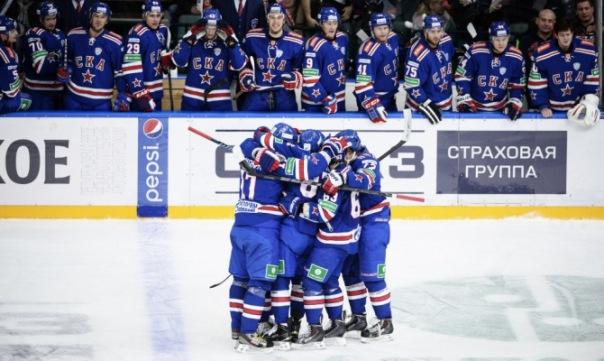 СКА обыграл Динамо и вышел в полуфинал Кубка Гагарина