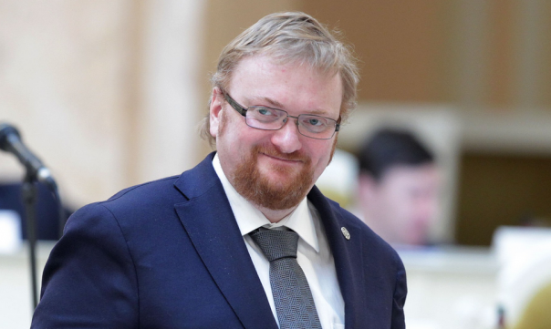Виталий Милонов обвинил свою коллегу в одержимости сатаной