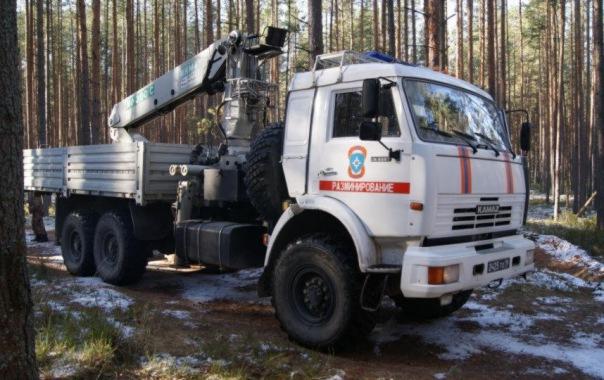 В двух районах Петербурга нашли боеприпасы времен Второй мировой войны