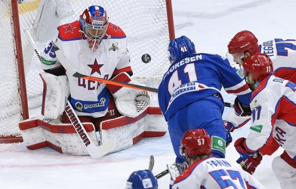 СКА вышел в финал Кубка Гагарина, впервые в истории КХЛ