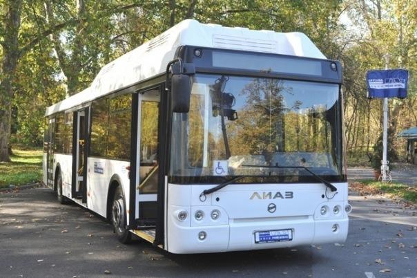 Автобусы и маршрутки на метане освободят от транспортного налога