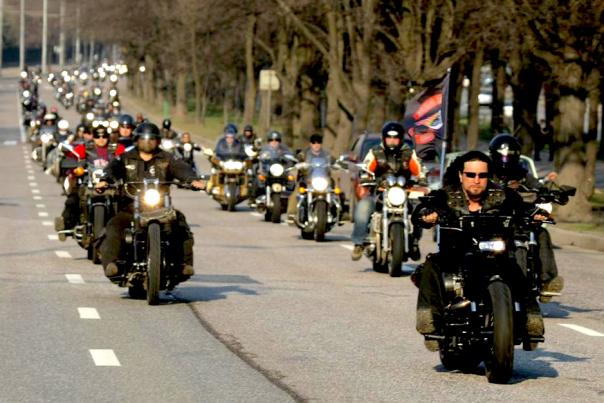 Ночные волки договорились с ВМА об оказании медпомощи мотоциклистам