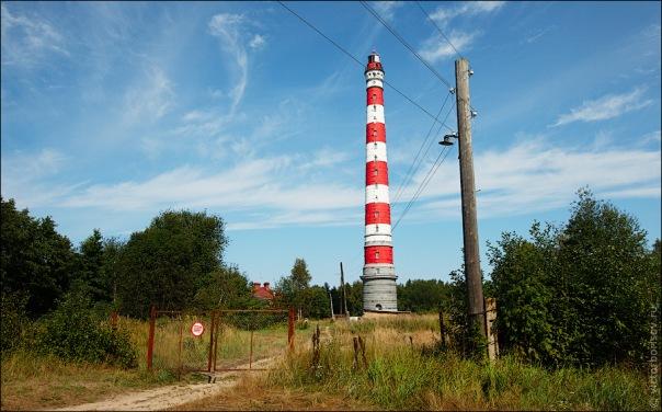Маяки Ленинградской области покажут всем желающим