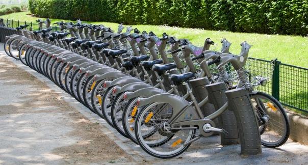 В Петербурге открывается городская сеть проката велосипедов