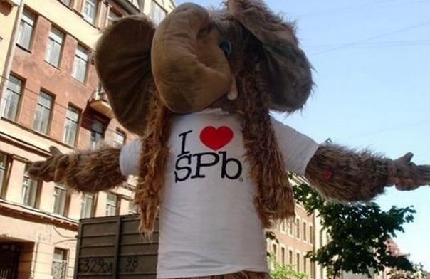Арбитражный суд запретил продажу товаров с надписью I love SPb