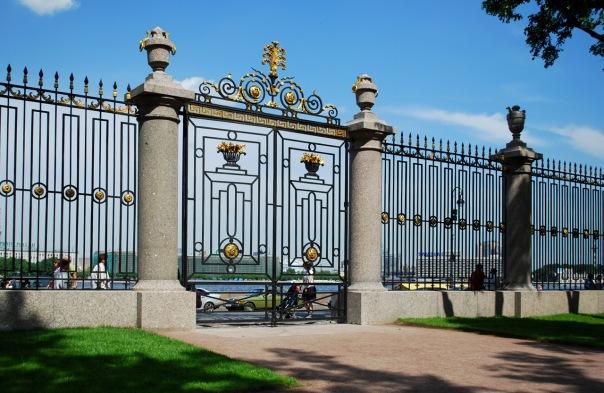Вход в Летний сад может стать платным с 1 июня