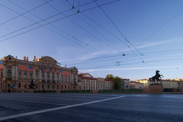 В Петербурге резко потеплеет