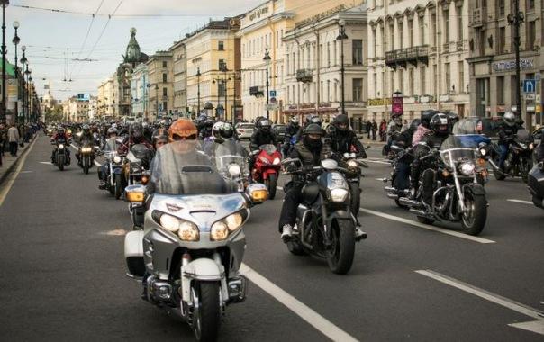 Петербургские байкеры выступили против лидера Ночных волков