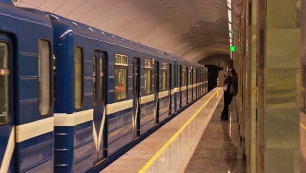 Плакаты в метро Петербурга расскажут о казахстанцах