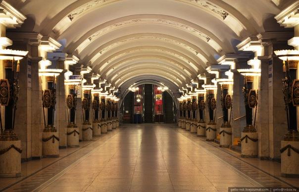Метро Петербурга в Ночь музеев будет работать без перерыва