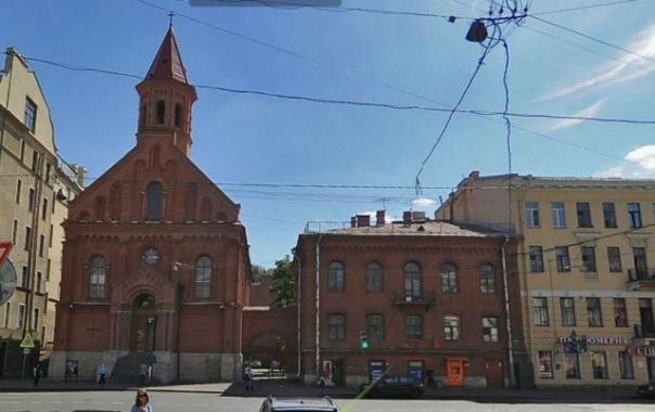 В центре Петербурга открылся Музей Новороссии