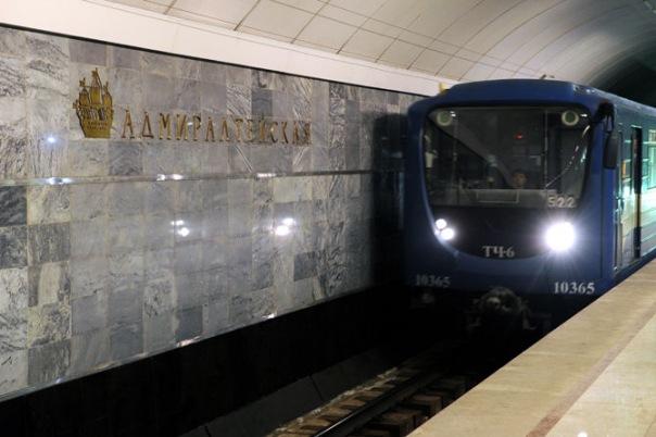 В метро Петербурга могут появиться поезда без машинистов