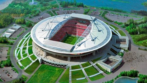 Строительство стадиона Зенита отстает от графика на 35 дней