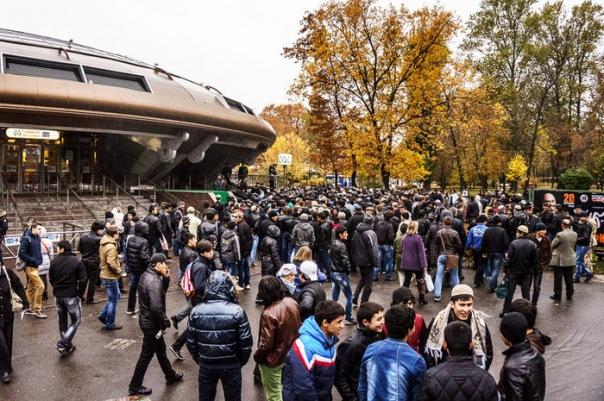 Число жителей Петербурга уменьшилось впервые с 2008 года