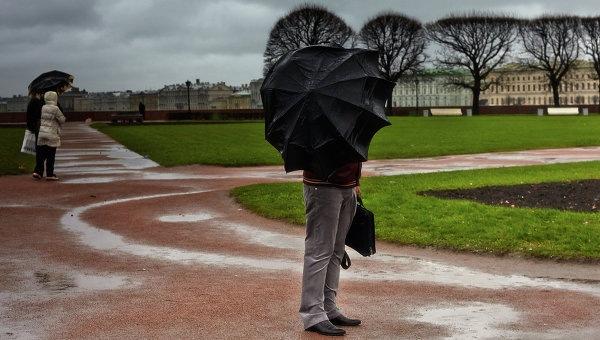 В Петербурге вновь ожидается сильный ветер: впереди небольшое похолодание