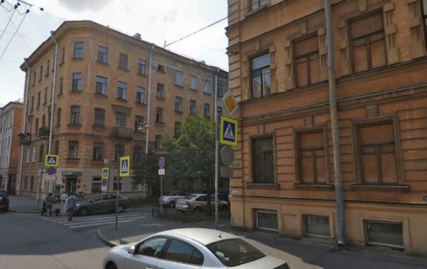 В Центральном районе Петербурга горело отделение полиции