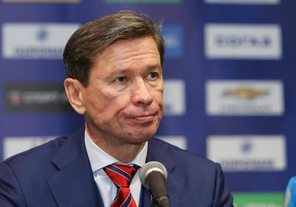 Тренер СКА Вячеслав Быков покидает клуб и Петербург по семейным обстоятельствам