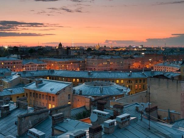 Полицейские Петербурга отловят руферов в преддверии Алых парусов