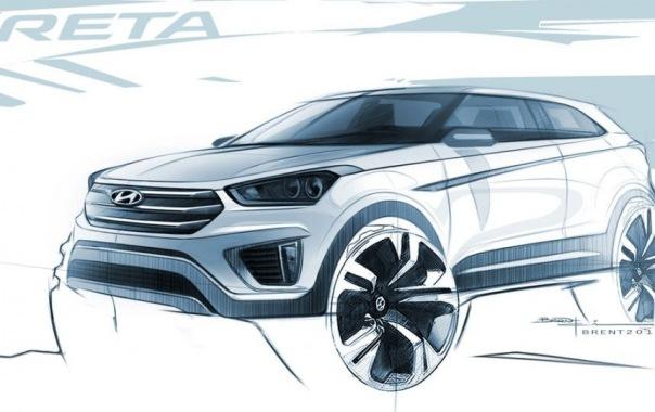 Hyundai в 2016 году начнёт выпуск модели Creta в Петербурге