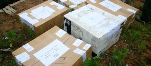 В Ленобласти уничтожили более 200 килограммов наркотиков