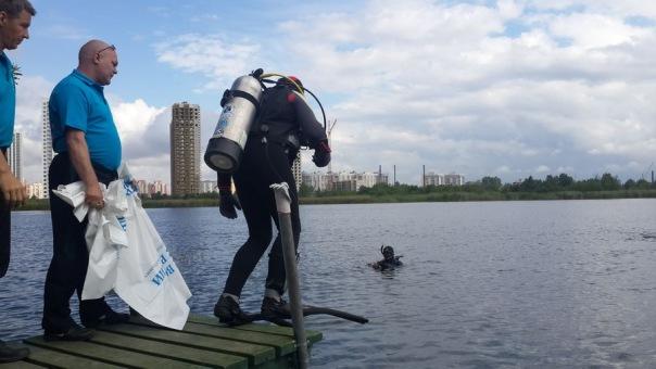 Полтавченко: За последние годы Петербург стал чище