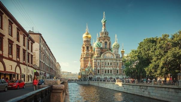 Петербург подготовился к предварительной жеребьевке Чемпионата мира по футболу 2018 года