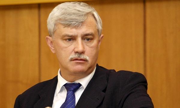 Полтавченко договорился с главой Новгородской области об увеличении поставок овощей и мяса