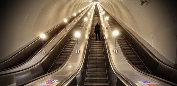 Вестибюль станции метро Пушкинская открылся после 19 месяцев ремонта