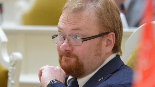 Виталий Милонов предложил разработать этический кодекс для туристов