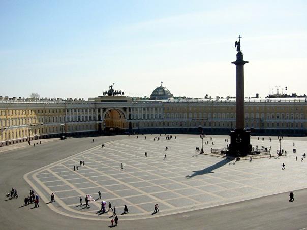 Власти Петербурга отметили рост турпотока на 20-30%