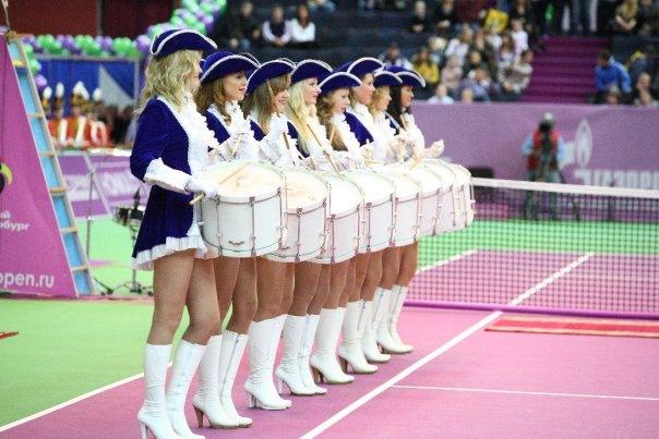 Петербург станет большой теннисной столицей