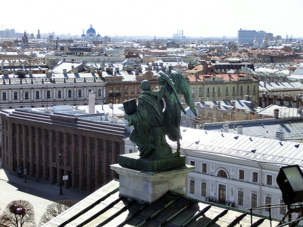 Петербург бьёт рекорды по числу иностранных туристов