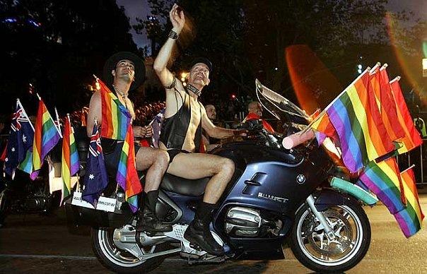 Лидер Ночных Волков выступил против появления байкеров-геев