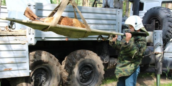 На проспекте Ветеранов нашли старую военную мину
