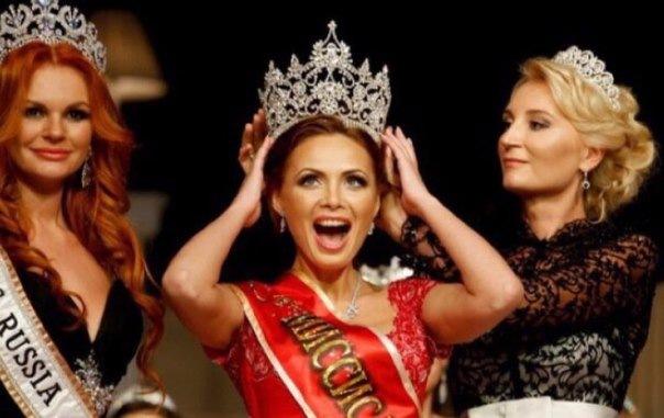 Миссис Россия посвятила свою победу в конкурсе петербурженкам