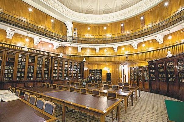 Библиотеку Генштаба в Петербурге отремонтируют за 330 млн рублей