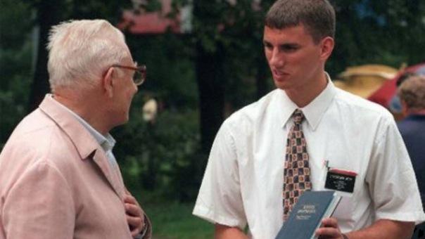 Миллион брошюр свидетелей Иеговы запретили ввозить в Петербург