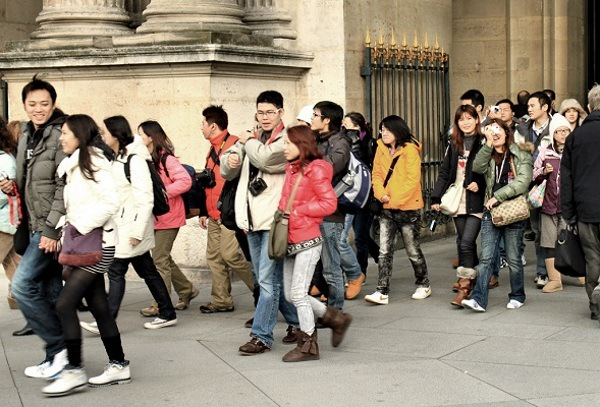 В Петербурге для китайских туристов не хватает гидов