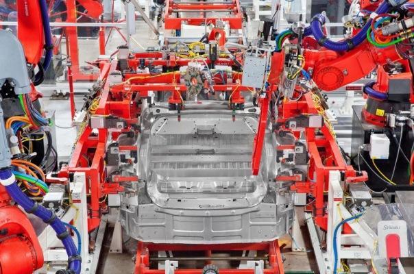 Предприятие по выпуску электромобилей может появиться под Петербургом