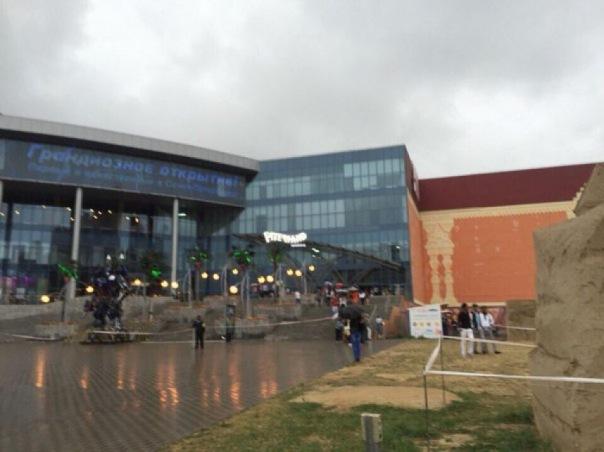Сразу 8 крупных торговых центров эвакуировали 26 августа