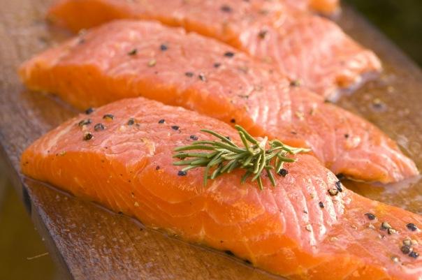 В Петербурге на таможне остановили 19 тонн чилийского лосося
