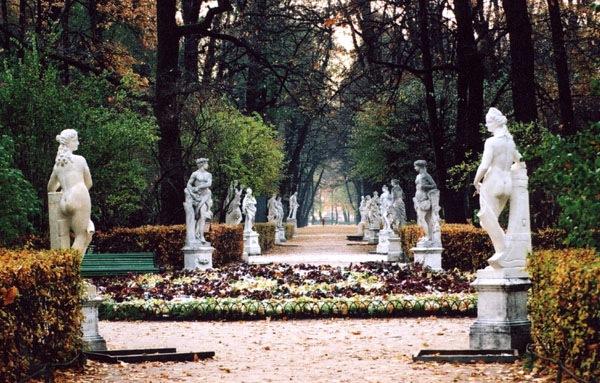 Русский музей проведет квест в Летнем саду