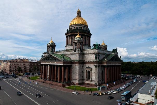 В РПЦ пригрозили Смольному судом за отказ передать Исаакиевский собор