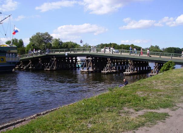 Кронверкский мост отремонтируют до 1 июня следующего года