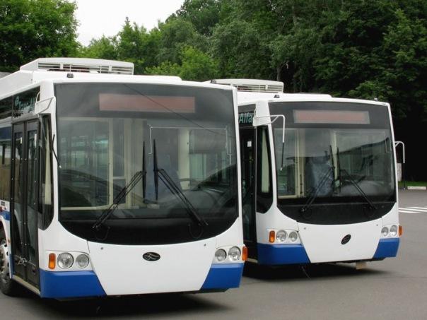 Пробег Памяти изменит движение троллейбусов