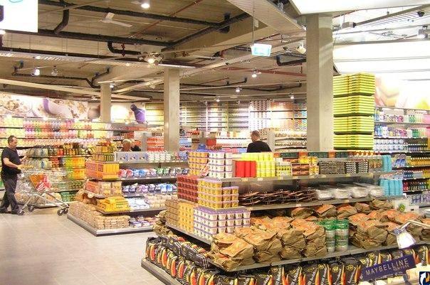 В Петербурге открылся первый дискаунтер продовольственной сети