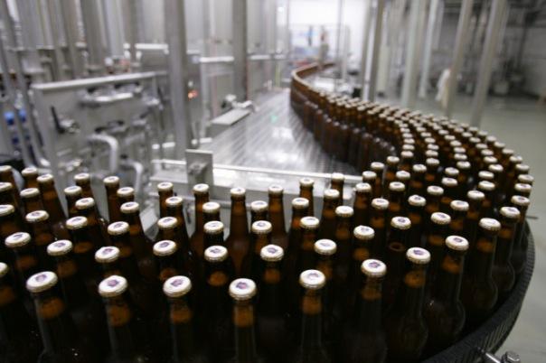 Производство алкоголя в Петербурге значительно сократилось