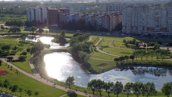 Смольный отменил постановление о строительстве в парке Малиновка