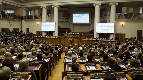 В Санкт-Петербурге проходит Евразийский женский форум
