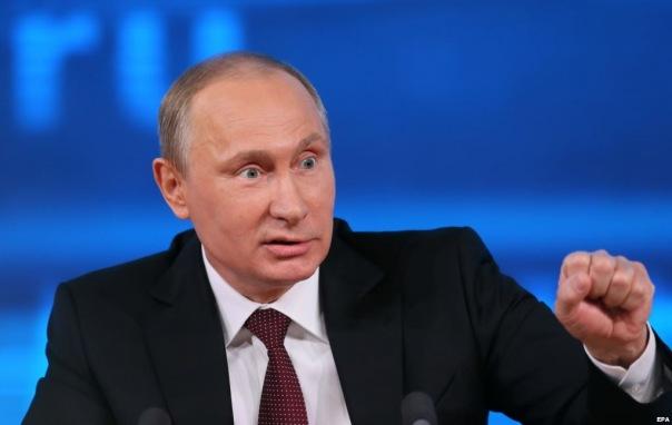 Босой петербуржец пытался попасть на прием к Владимиру Путину